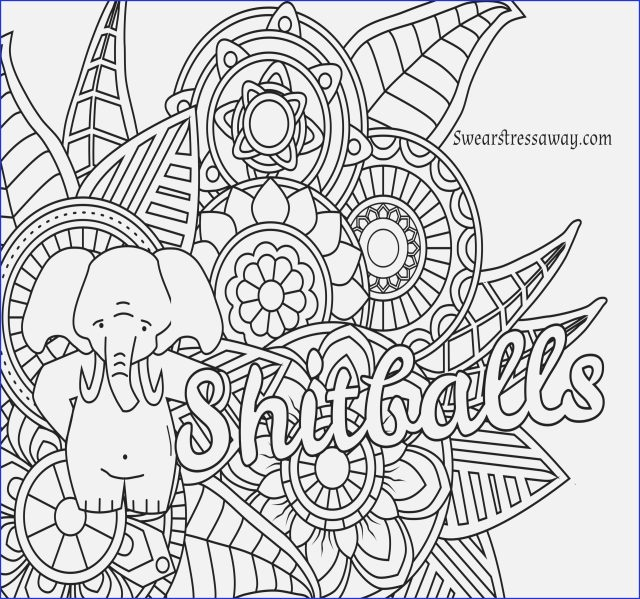 Swear Words Coloring Pages - Coloring Home