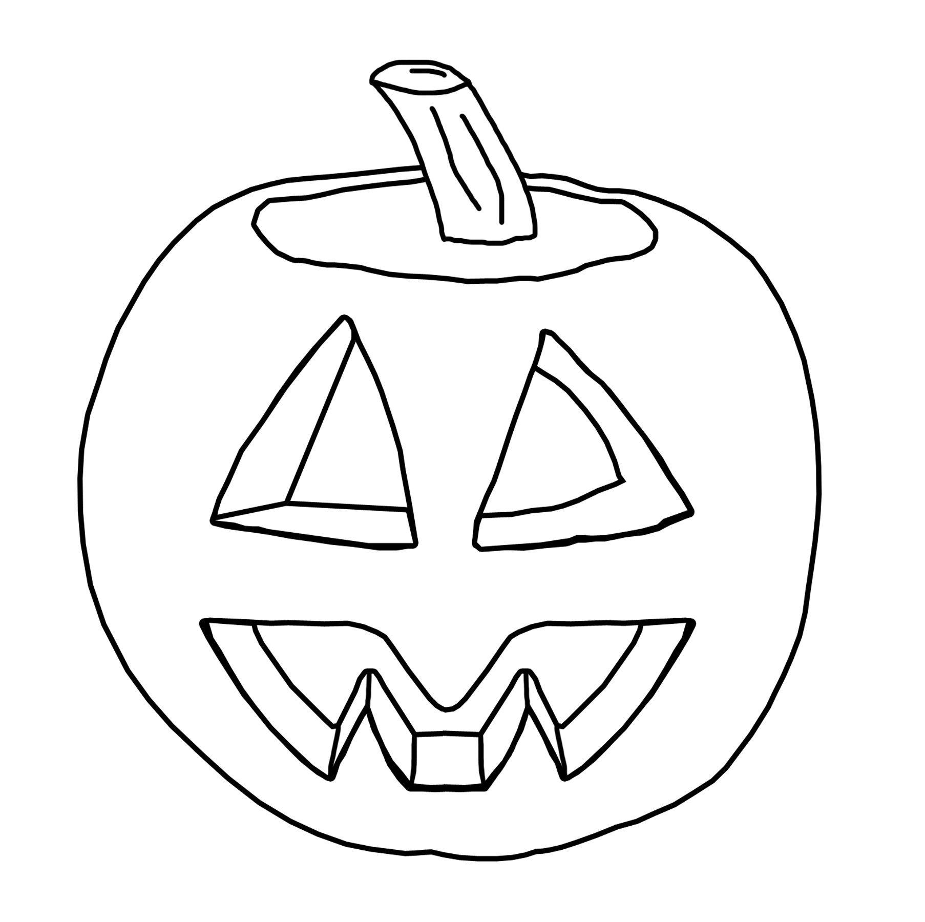 Happy Jack O Lantern Patterns