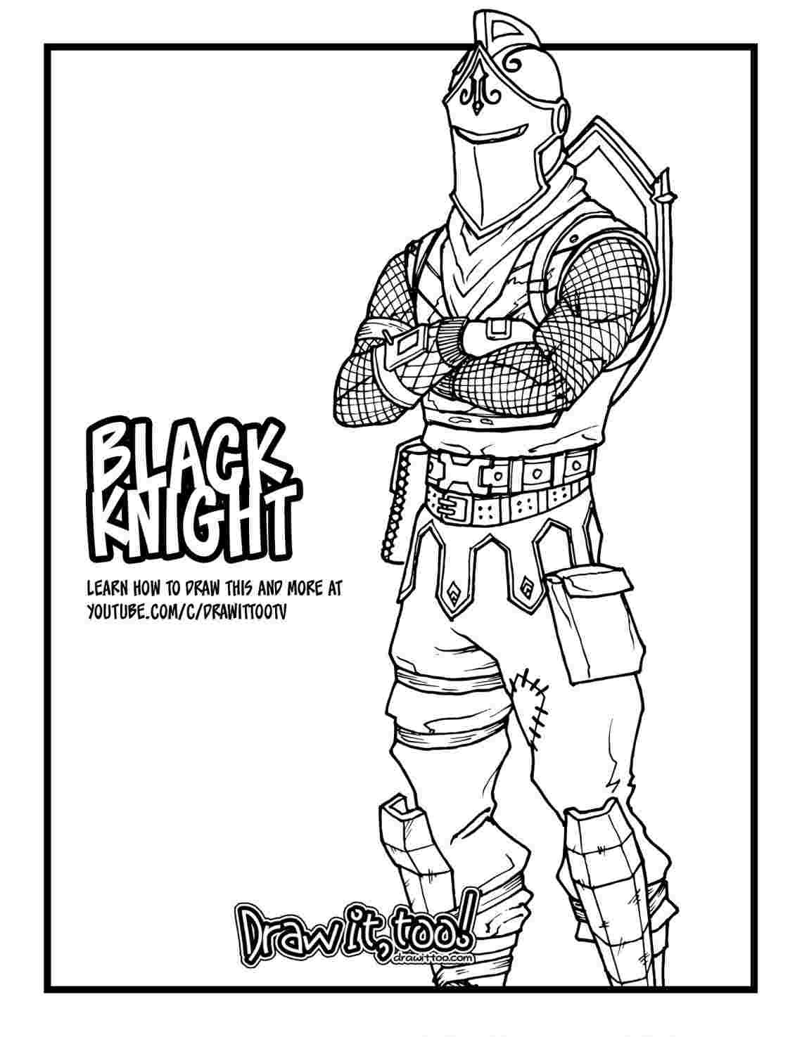 Fortnite Coloring Pages Red Knight Fortnite Battle Royale