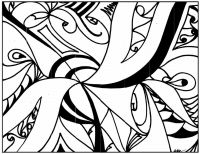 Printable Cool Coloring Pages Designs - Coloring Home