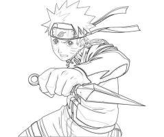 Free Naruto Uzumaki Coloring Pages, Download Free Clip Art ...