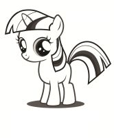 My Little Pony Boy Coloring Pages   Coloring Home