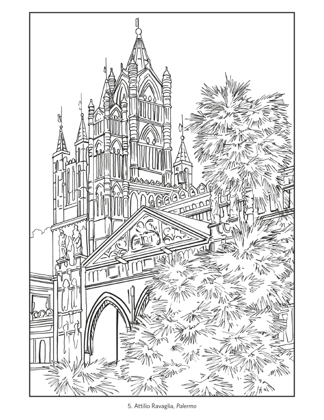 Italy Coloring Pages For Kids Gozerosewu. Italy Coloring Page