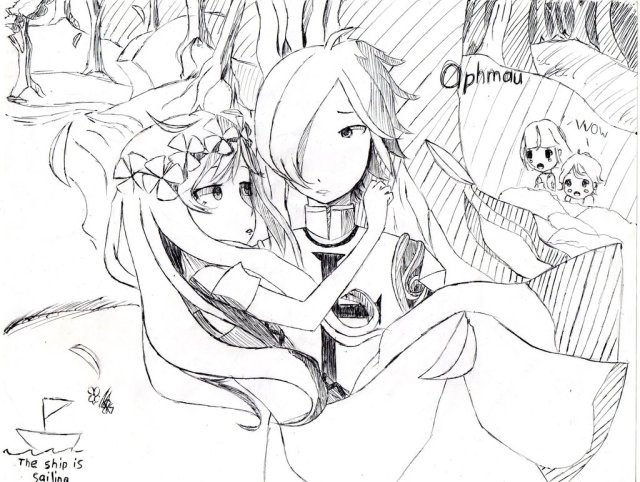 Aphmau Coloring Pages - Coloring Home