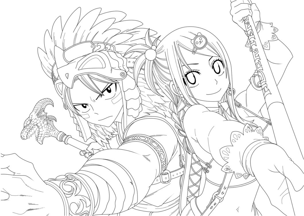Anime Coloring Pages For Adults Bestofcoloring Com Coloring Home