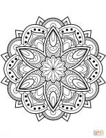 Coloring Pages  Mandala Coloring Pages Free Printable ...