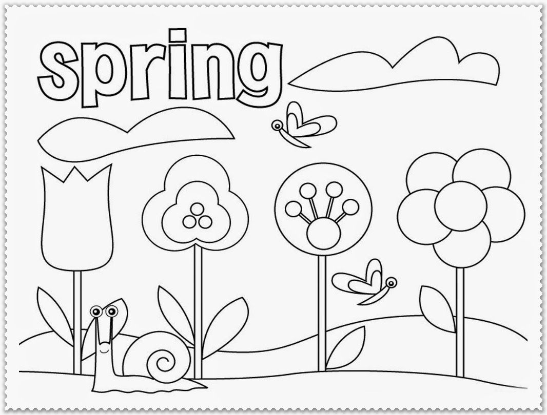 Free 1st Grade Coloring Pages