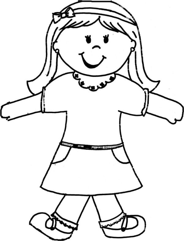flat stanley coloring page # 11