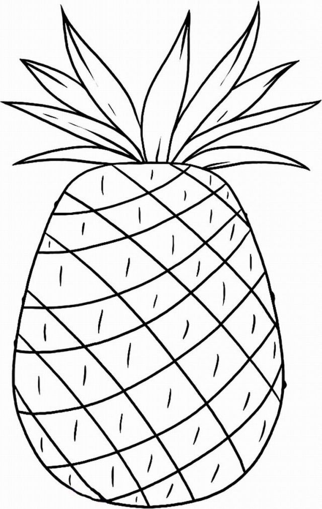 Luau Coloring Pages €  Birthday Printable - Coloring Home