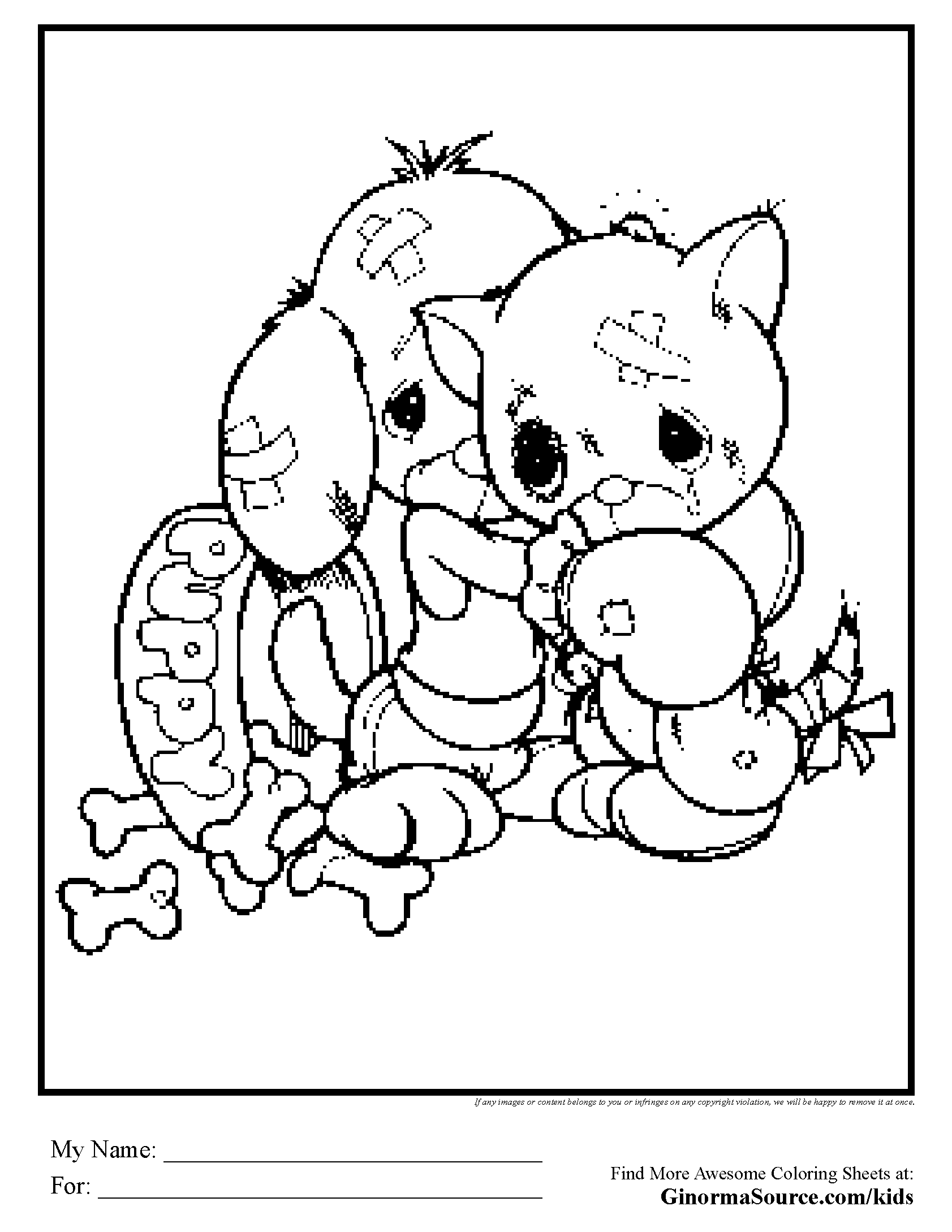 A Cat Hard Coloring Page Adult Printable Coloring Pages Hard