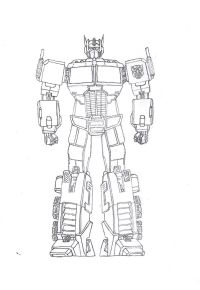 Free Transformers Octimus Prime Coloring Pages To Print ...
