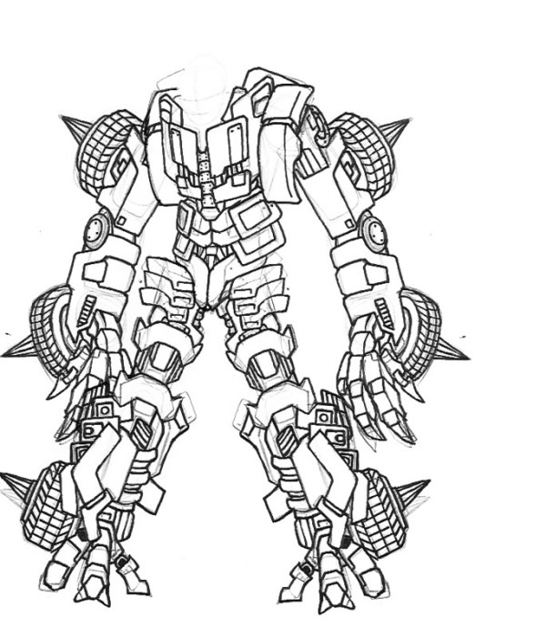 bionicle coloring pages # 8