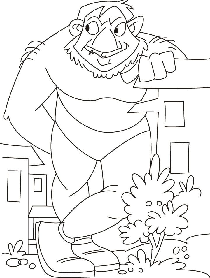 Giant Panda Coloring Pages to Print | Free Coloring Sheets