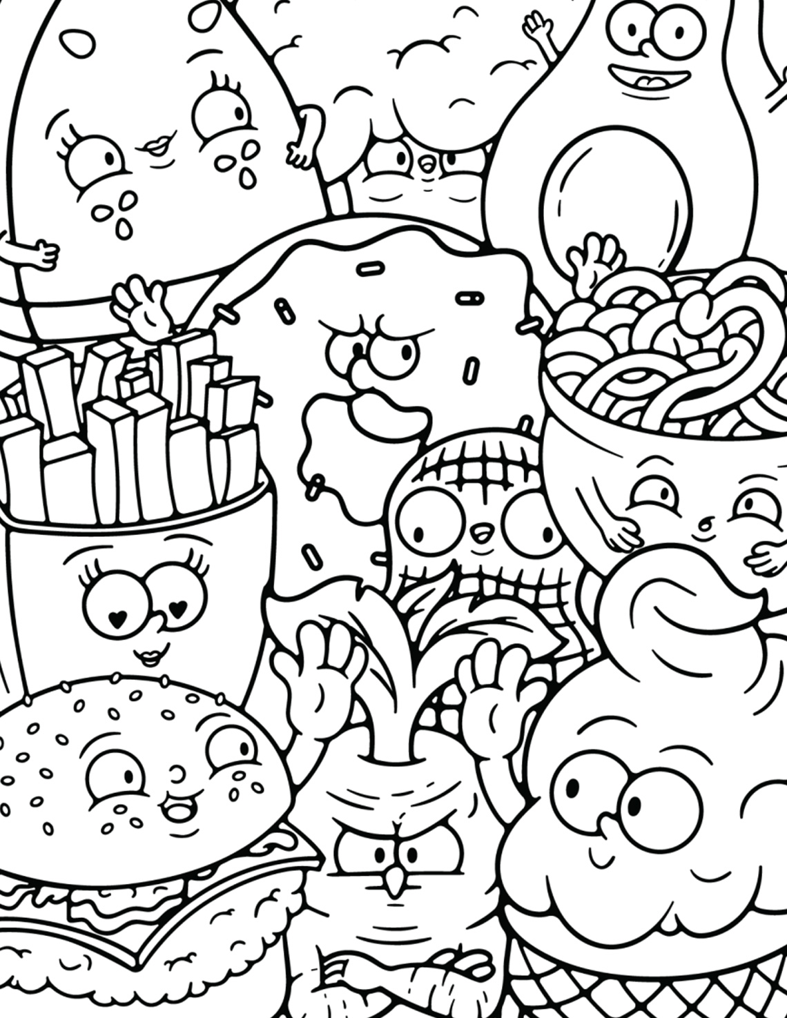 Dude Perfect Coloring Page : perfect, coloring, Colorables, Coloring