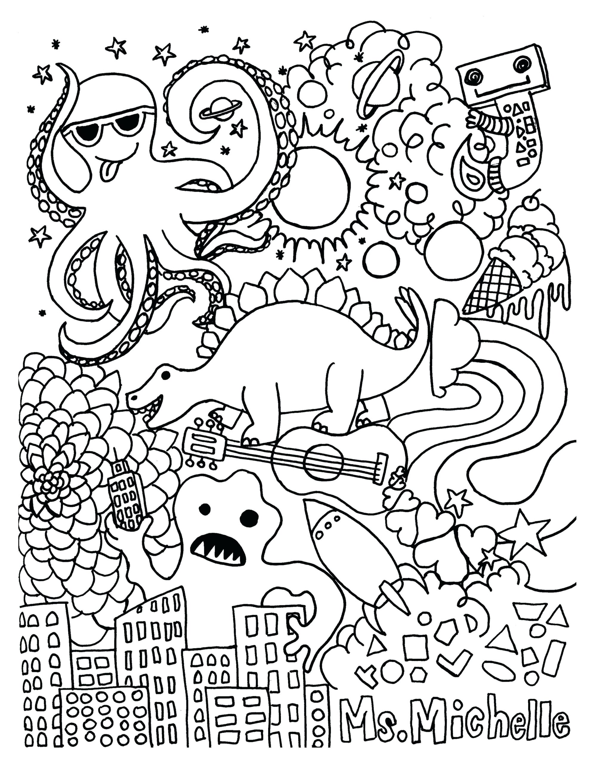 hight resolution of Maths Coloring Pages - Coloring Home