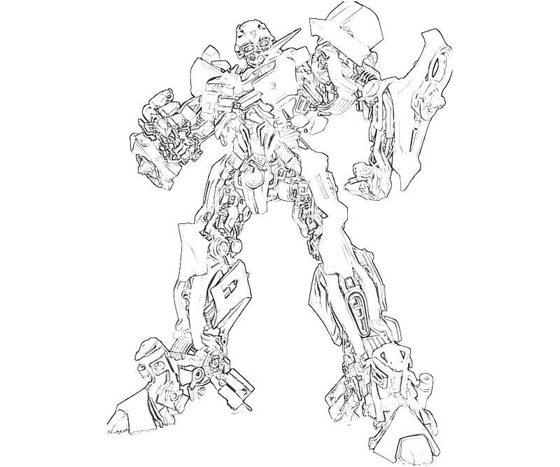 Transformers Fall Of Cybertron Bumblebee Run Mario