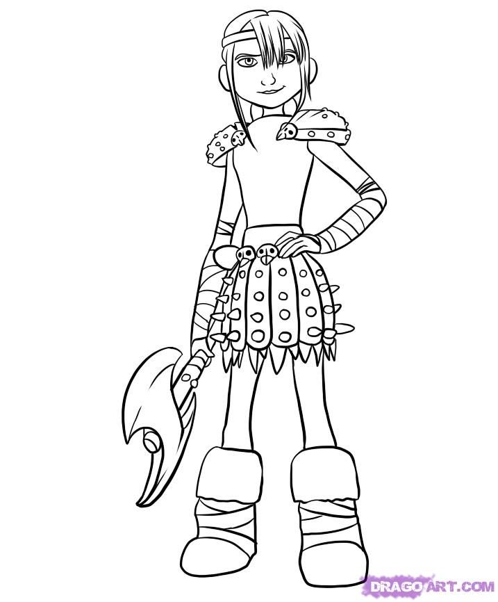 Toothless Coloring Pages - Coloring Home