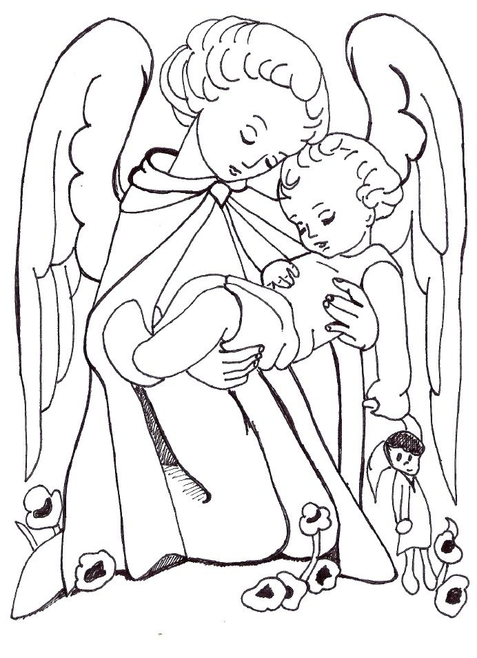 Free Catholic Coloring Pages Sketch Coloring Page