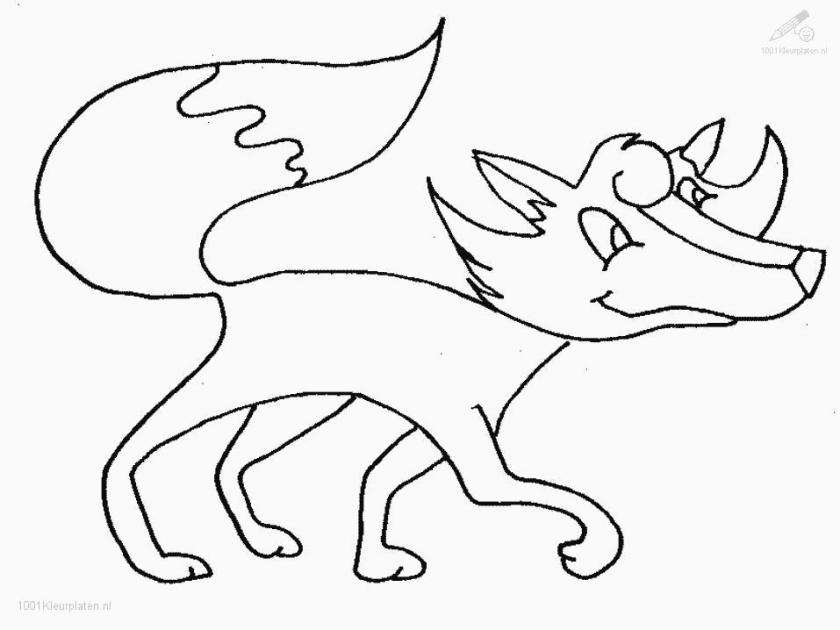 arctic fox coloring pages  coloring home