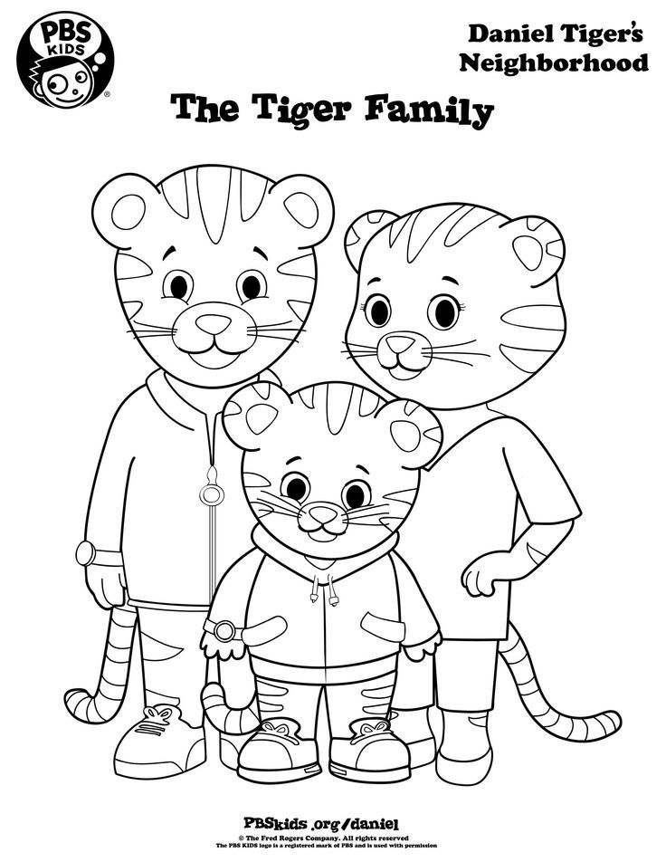 Pbs Kids Coloring Pages : coloring, pages, Coloring, Pages