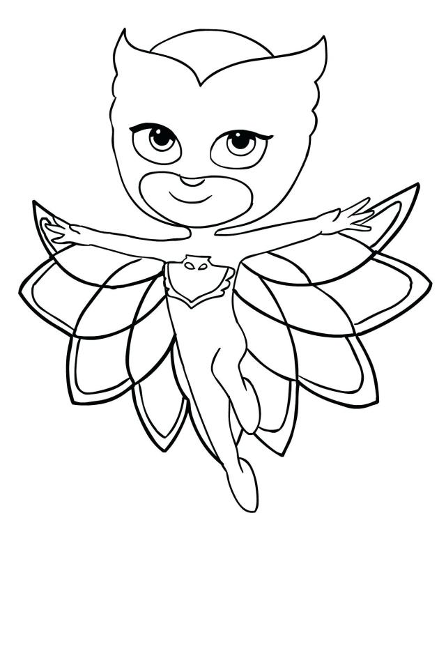 Owlette Coloring Pages - Coloring Home
