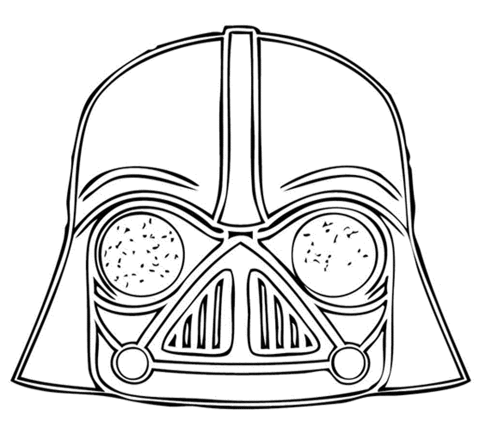 Angry Birds Star Wars Pigs Coloring Pages