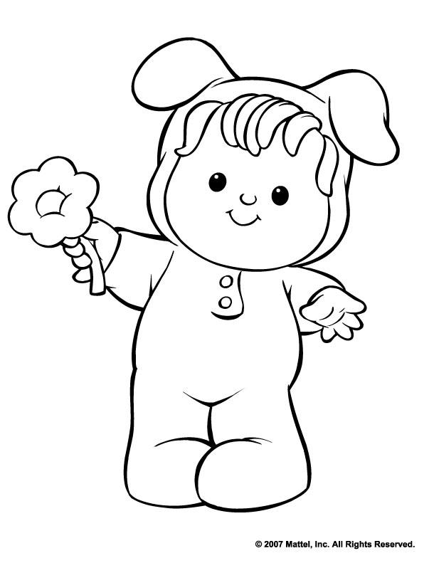 Fisher Price Coloring Pages : fisher, price, coloring, pages, Fisher, Price, Coloring, Pages