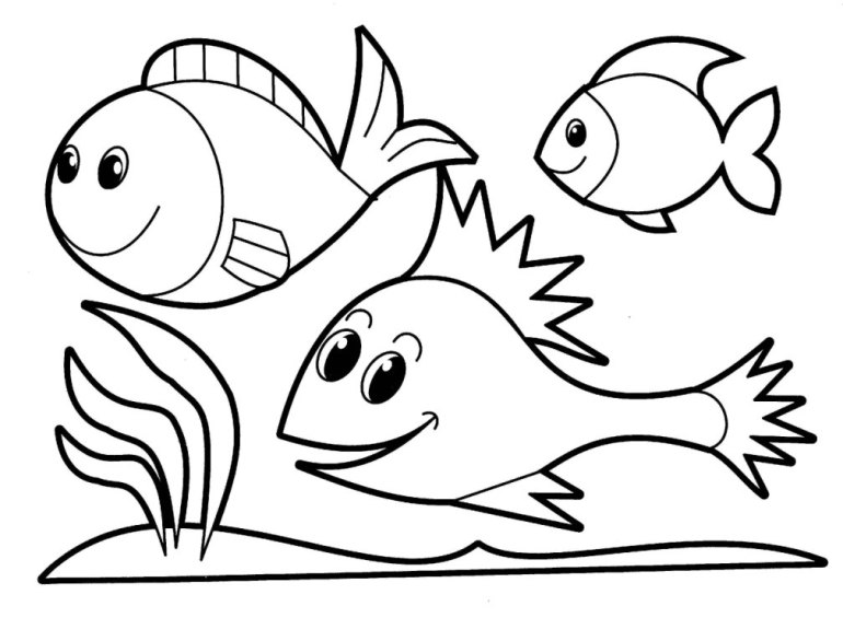 Animal Coloring Pages (13) | Coloring Kids | animal coloring pages for toddlers
