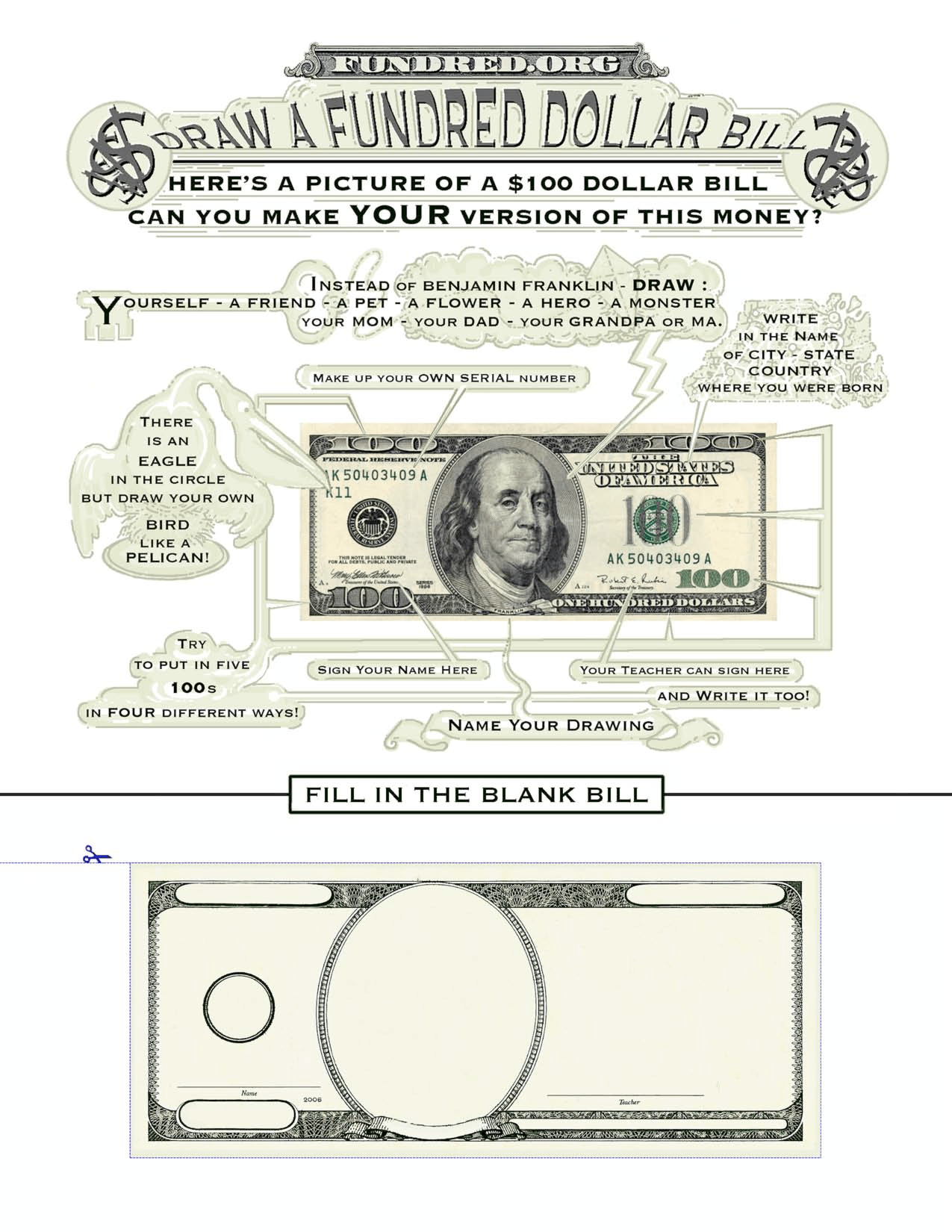 Printable Play Money 8