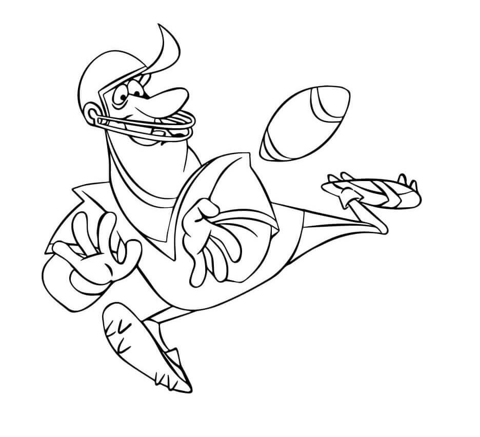 Antonio Brown Steelers Coloring Pages / Coloring Pages