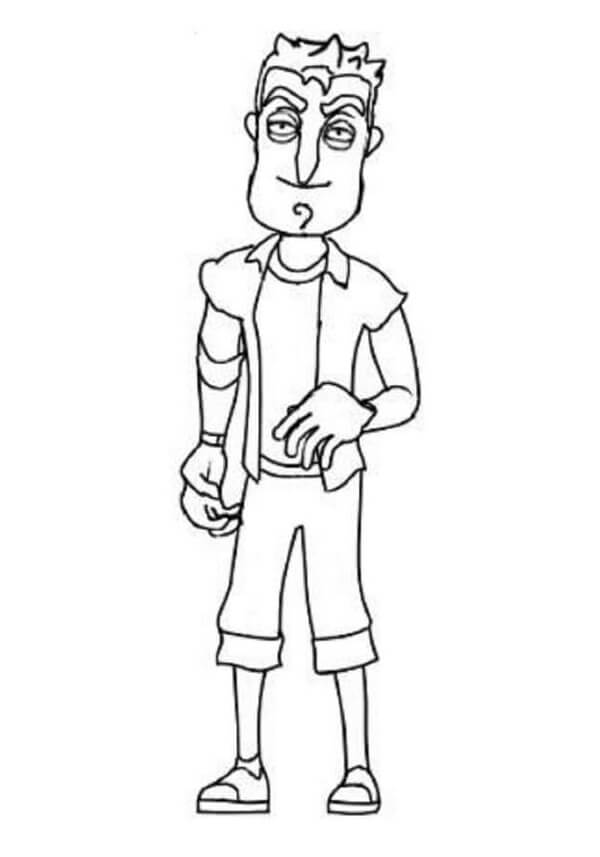 Hello Neighbor Coloring Pages : hello, neighbor, coloring, pages, Hello, Neighbor, Coloring, Pages, Printable