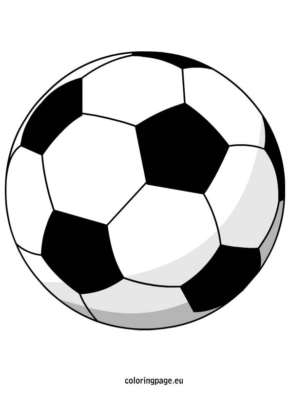 ball coloring pages # 18