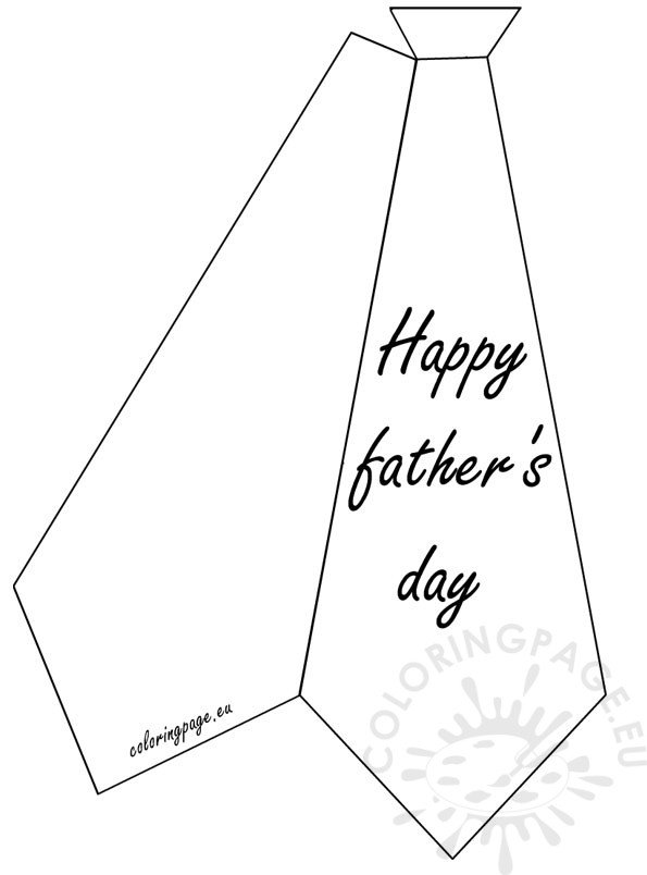 Greeting card: Happy Father's Day
