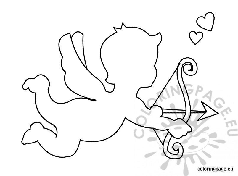 Cupid Template Printable