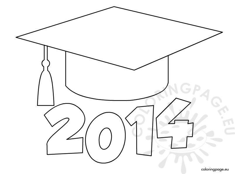 Graduation Cap 2014