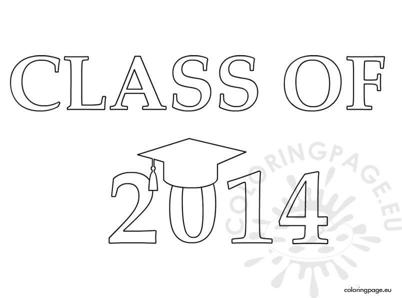 Graduation 2014 Cap
