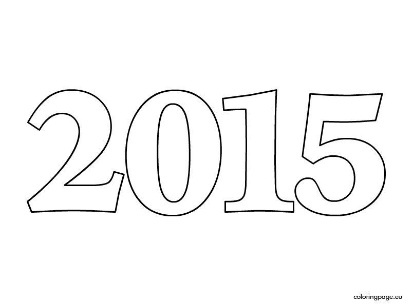 Number 2015