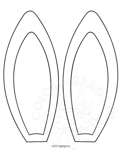 Elf Ear Patterns To Print Out Elf Ear Cut Out Patterns