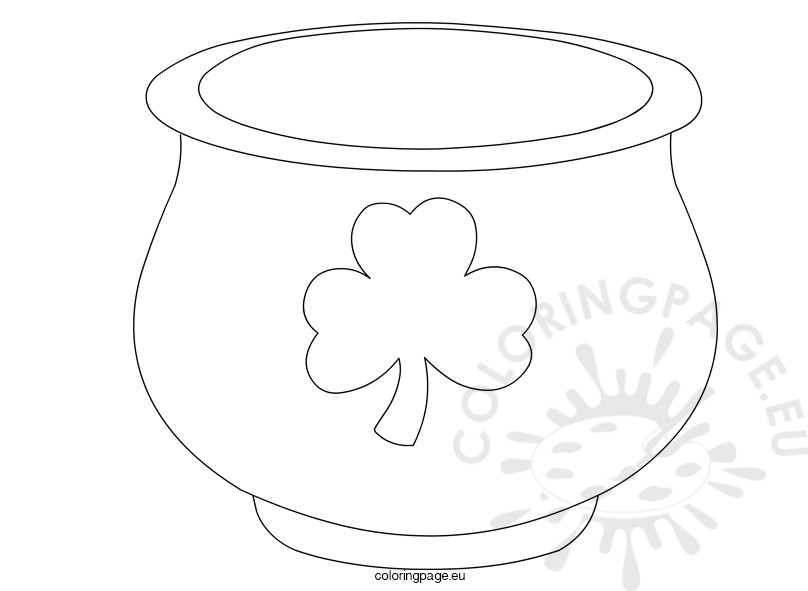 Horseshoe Coloring Pages