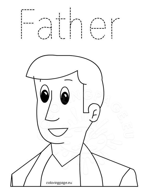 Father Word Tracing
