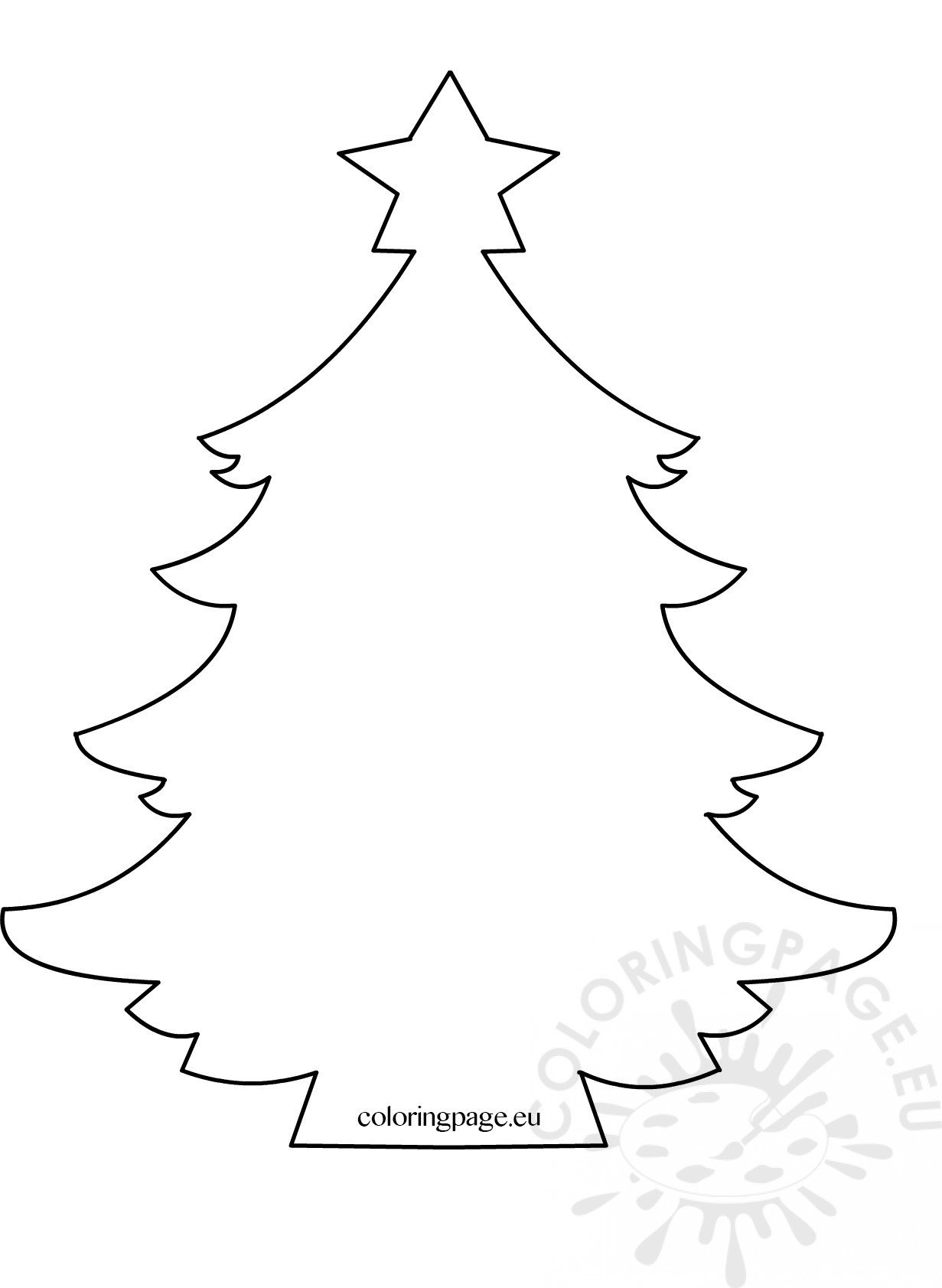 """Search Results for """"Christmas Tree Star Cutout For"""