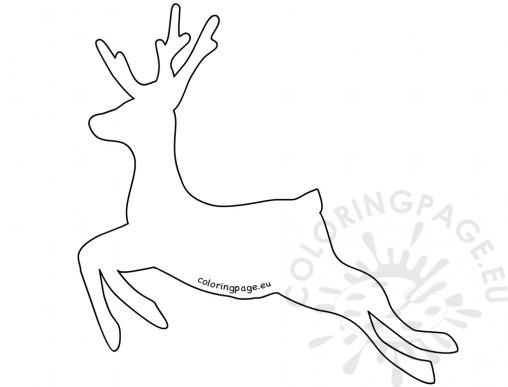 Christmas Tree Made Of Stars Coloring Page