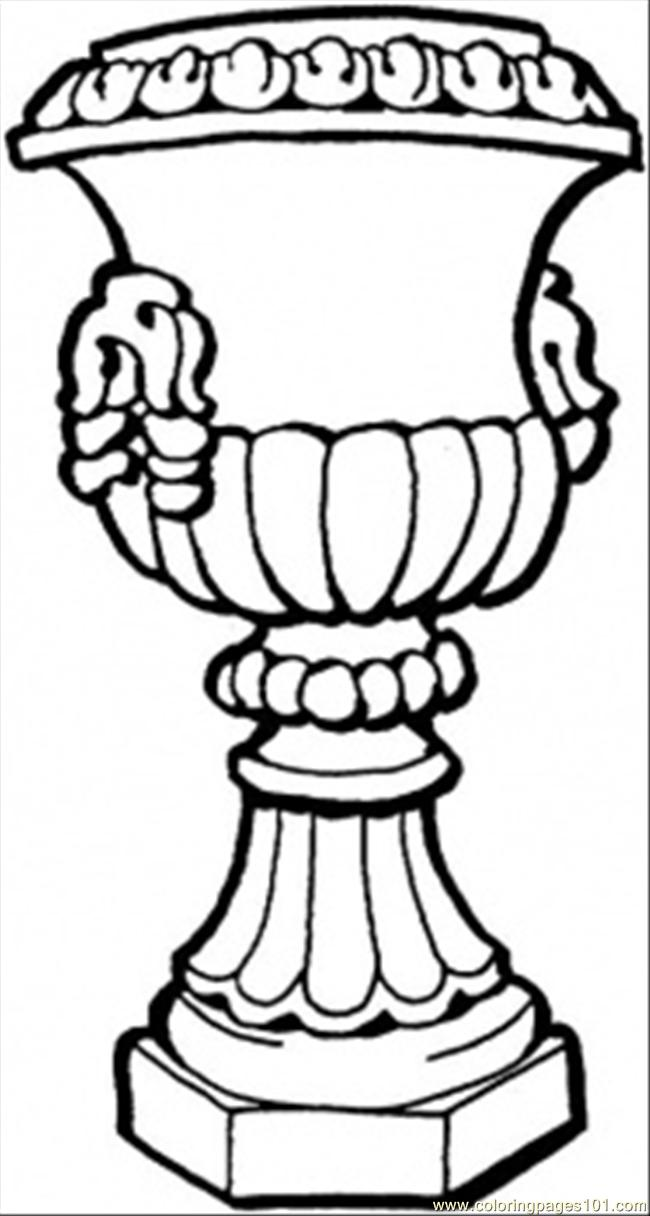 Greek Pottery Coloring Pages Printable Coloring Pages