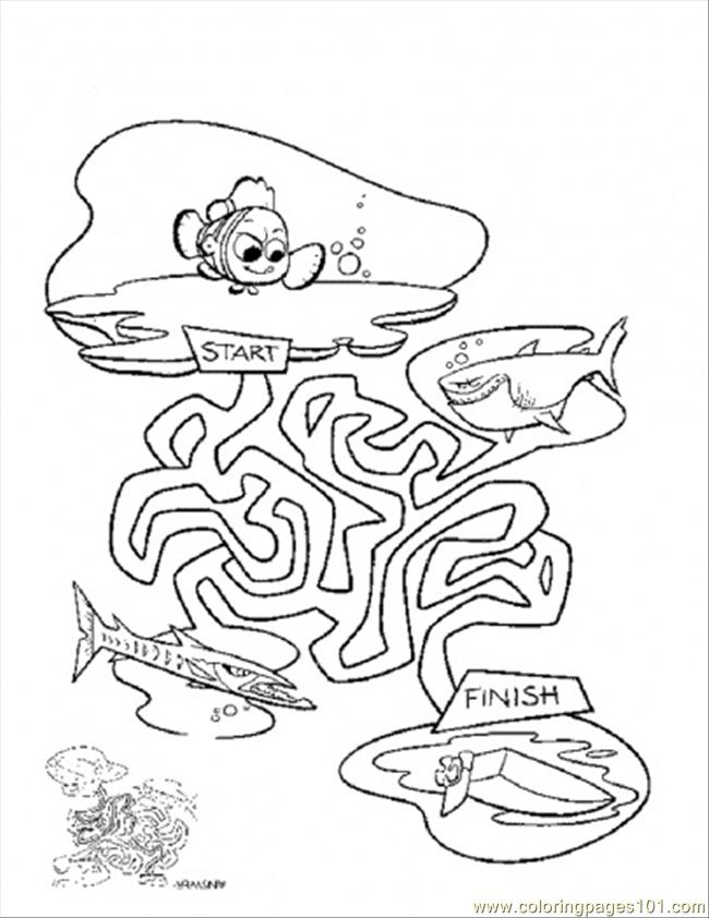 Free coloring pages of fingerprint