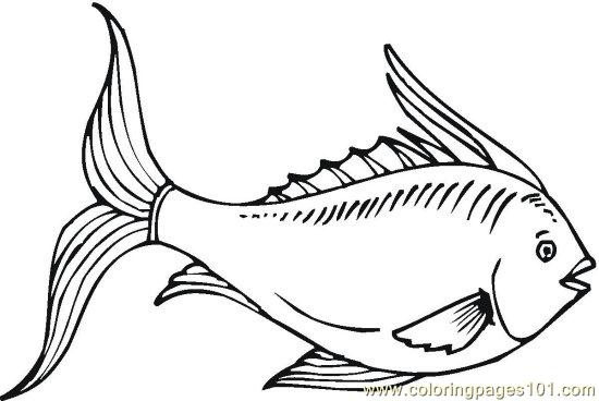 Pin Fish-aboriginal-colouring-pages-page-2 on Pinterest
