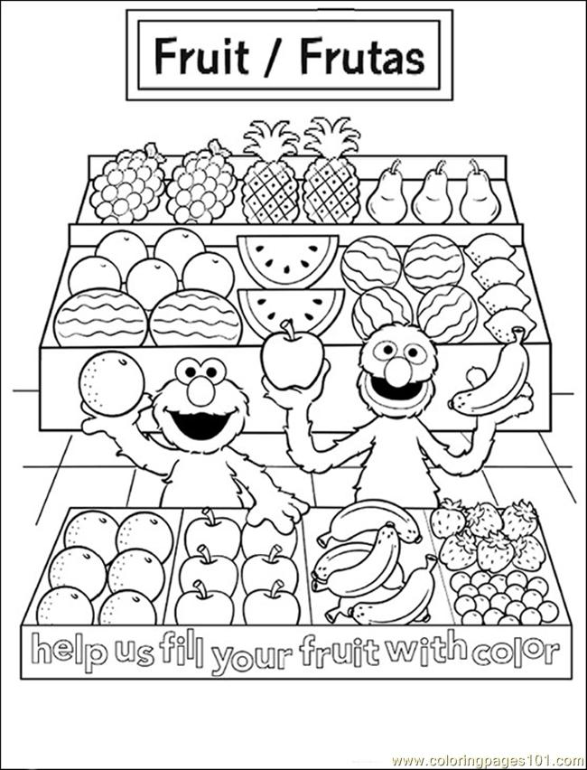 Health Coloring Pages Coloring Pages