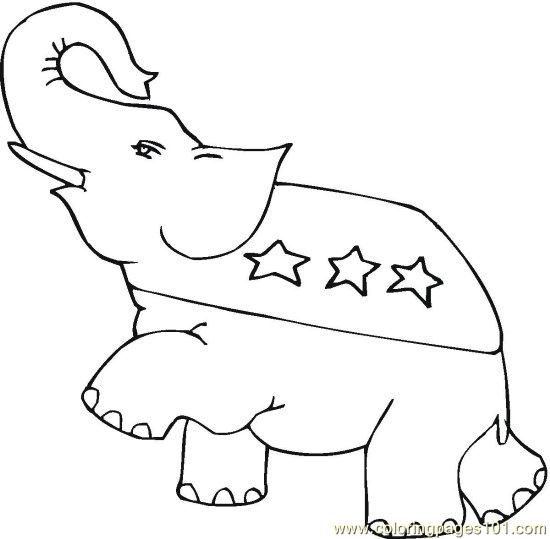 coloring pages vote (15) (peoples > politics)  free