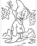 Snow White Coloring Pages for children