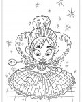 Wreck-It Ralph Free printable coloring pages for children