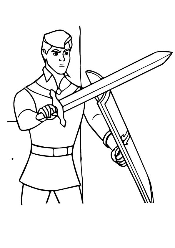 The-prince-phillip-coloring-pages